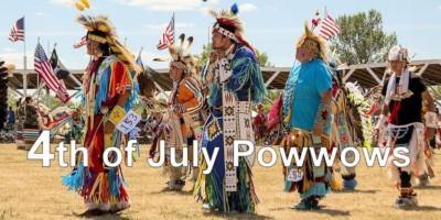 Fourth of July Powwows - Crazy Crow Powwow Calendar