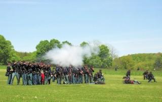 Century Village Museum Civil War Reenactment - Geauga County Historical Society