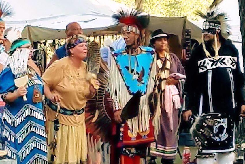 Golden Eagle Intertribal Powwow - Lake Lou Yaeger - Golden Eagle Intertribal Powwow Committee