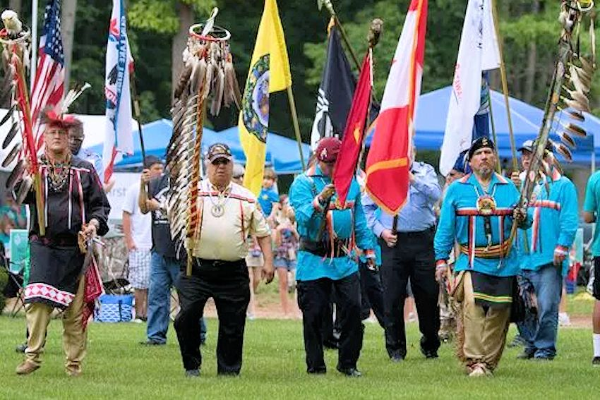 NHBP Pow Wow - Nottawaseppi Huron Band of the Potawatomi Powwow - Pine Creek Indian Reservation - NHBP Tribe