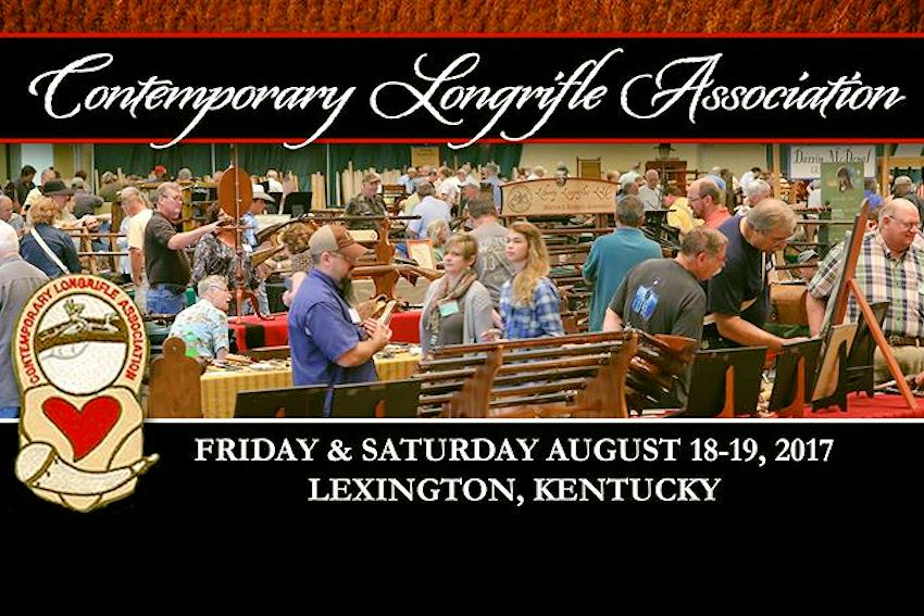 Contemporary Longrifle Association Show - CLA Show - Lexington Convention Center