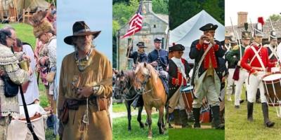 Labor Day Rendezvous & Historic Reenactments