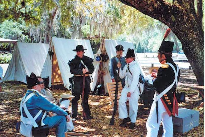 Fort Christmas Historical Park | Fort Christmas Cracker Christmas