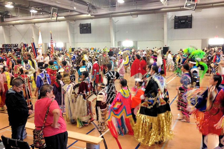 AIHREA O.N.E. Pow Wow - Johnson County Community College Gymnasium - American Indian Health Research and Education Alliance