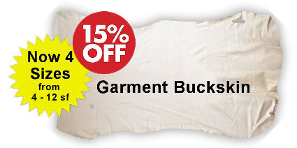 White Garment Buckskin 4 - 12 sf