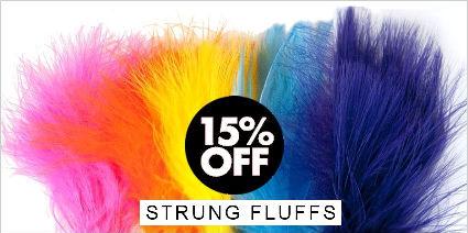 """Strung Fluffs 5""""-6"""" & 6""""-8"""""""