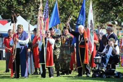 NAVA Veterans Appreciation and Heritage Pow Wow - Native American Veterans Association - South Gate Park