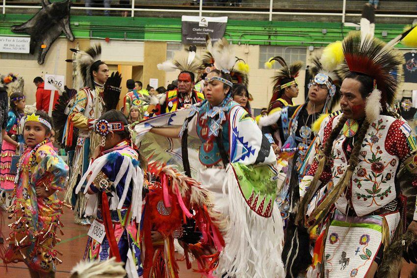 UND Time Out Wacipi - University of North Dakota Time Out Wacipi - UND Indian Association - UND Hyslop Sports Center