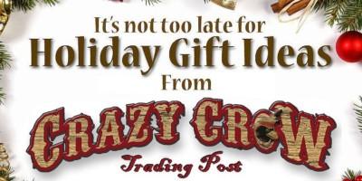 Crazy Crow eNews December 9 2017