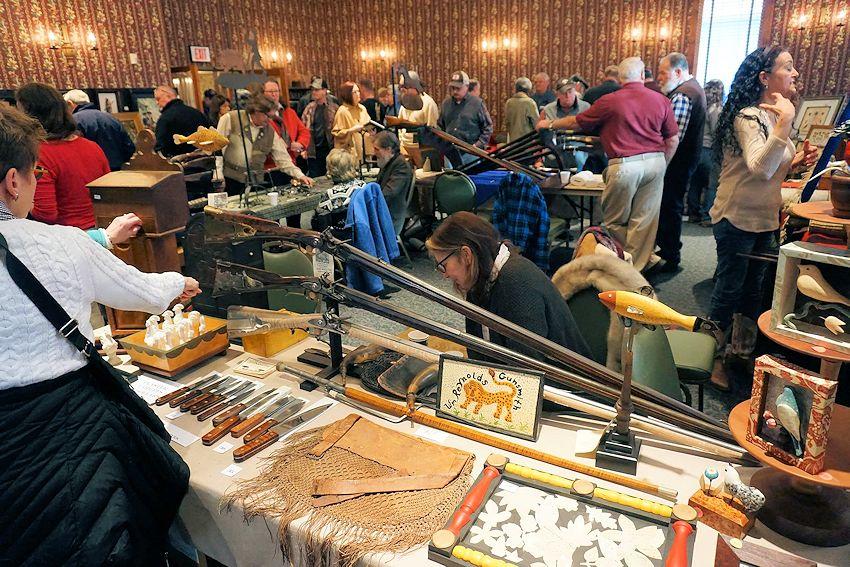 11th Annual 18th Century Lewisburg Artisan Show February