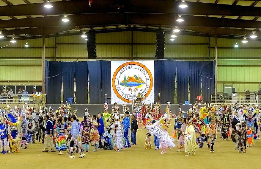 Apache Gold Casino Powwow - Apache Gold Casino Resort - San Carlos Apache Tribe