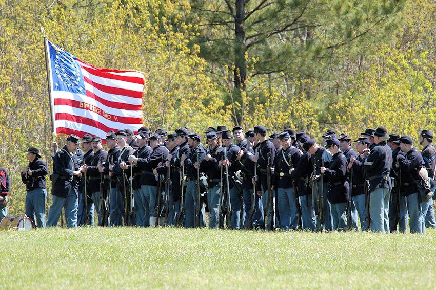 Civil War Siege of Port Hudson Reenactment - Port Hudson State Historic Site