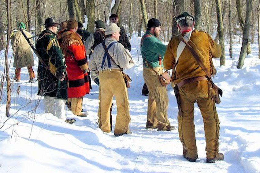 Jefferson County Longrifles Winter Rendezvous - Jefferson County Longrifles Club Grounds
