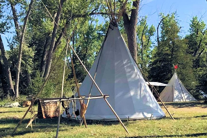Pawnee Free Trappers Spring Rendezvous
