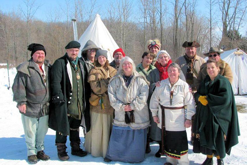 Seven Eagles Winter Rendezvous - Eagles Historical Education Center Winter Rendezvous