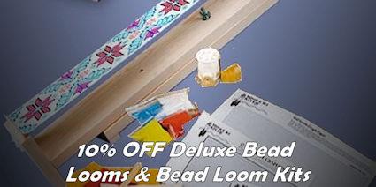 Deluxe Bead Looms & Beadwork Kits