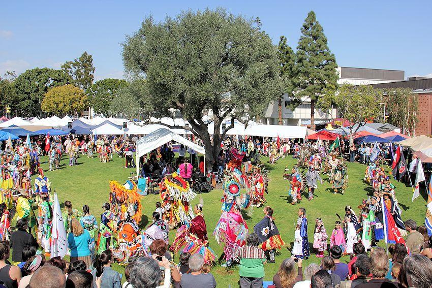 CSU Long Beach Puvungna Pow Wow - CSU Long Beach - CSULB American Indian Student Services