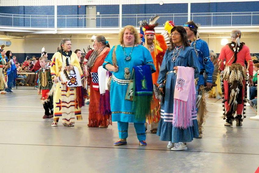 Lawilowan American Indian Festival - Lawilowan American Indian Festival Inc - Shippensburg University Student Recreation Center