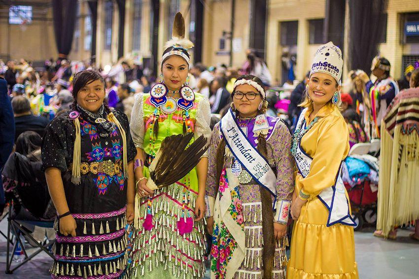 USU Pow Wow - Utah Valley University Pow Wow - USU Nelson Fieldhouse - USU Native American Student Council - NASC