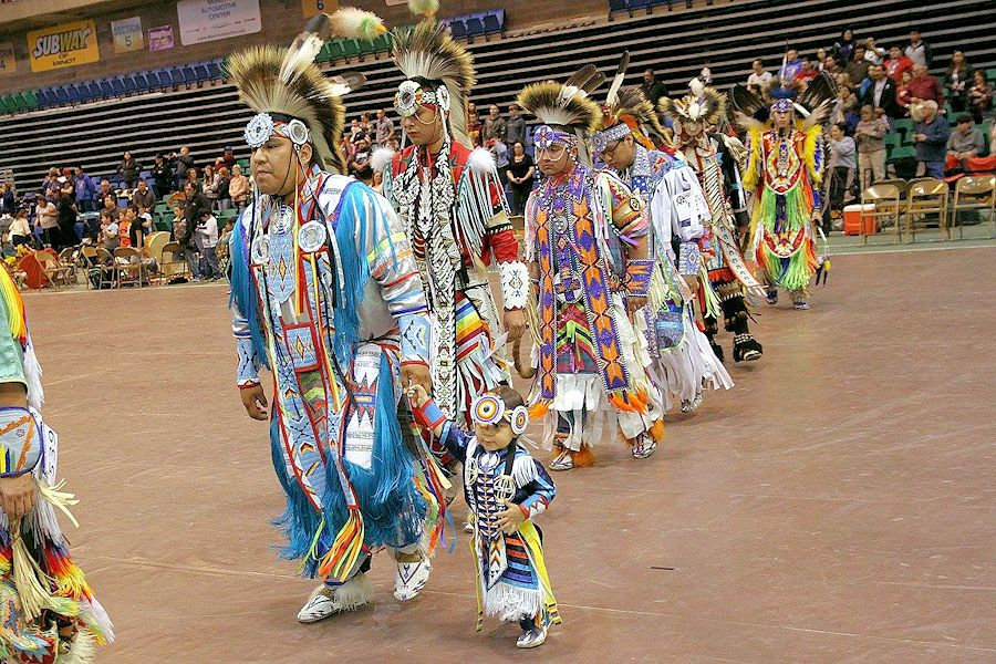 Minot State University Spring Powwow - Minot State University Dome - MSU Spring Powwow and Honor Dance Celebration - MSU Native American Cultural Awareness Club and Center