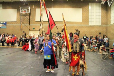 Tulalip Tribes and Marysville School District Christmas Pow Wow - Francis Sheldon Gym - Tulalip Tribes of Washington