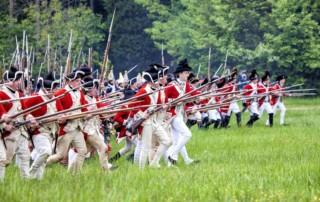 Revolutionary War Weekend at Mount Vernon - Mount Vernon Estate - The First Virginia Regiment Reenactors