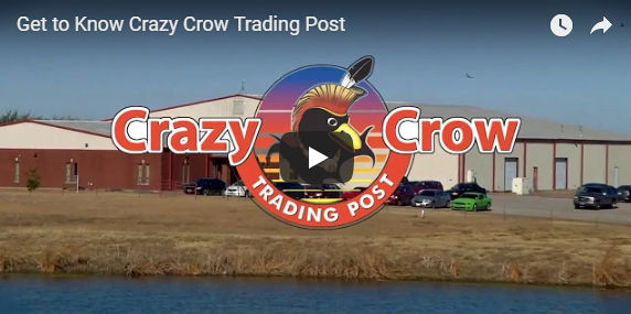 Get To Know Crazy Crow Trading Post