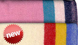 New Broadcloth Colors from Crazy Crow Trading Post