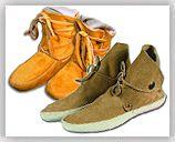 Moccasins & Footwear