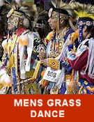 Crazy Crow Men's Grass Dance Photo Gallery