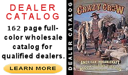 Crazy Crow Trading Post Dealer Application