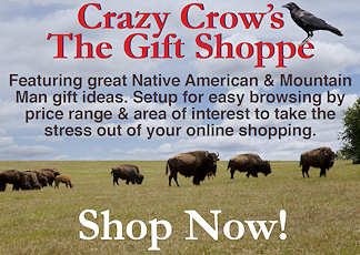 Crazy Crow Trading Post - The Gift Shoppe