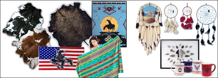 Crazy Crow Products for Home and Camp Décor