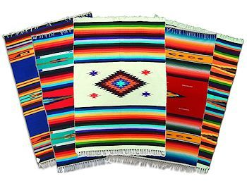 Native American Inspired Blankets, Bedspreads, Throws