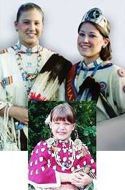 Powwow Daughters - How they grow!