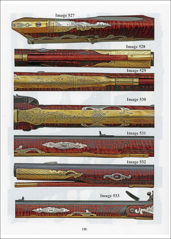 Engraving Historic Firearms by John Schippers