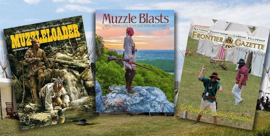 Mountain Man Magazine & Publication Resources - Crazy Crow Trading Post