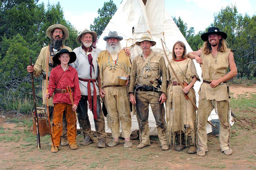 2019 Cache Le Plew Mountain Man Rendezvous Big Horn Gun Club