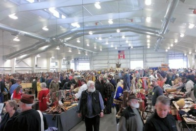 Muzzleloading Arms And Pioneer Craft Show