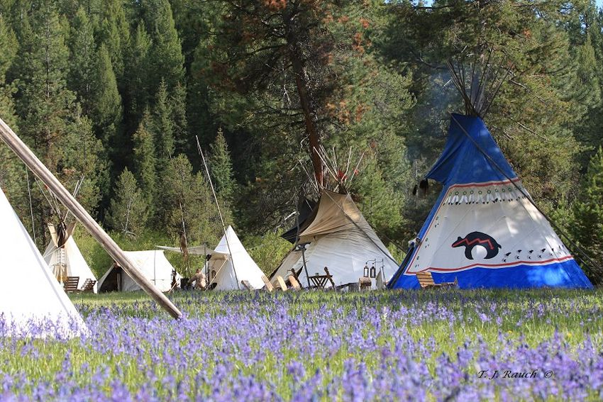 Idaho Free Trappers Backwoods Rendezvous - The Kennedy Ranch - Idaho Rendezvous Calendar