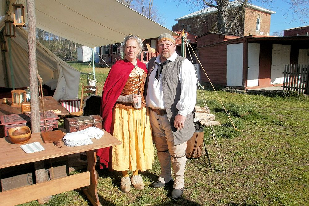 Bridgeton Mountain Man Rendezvous