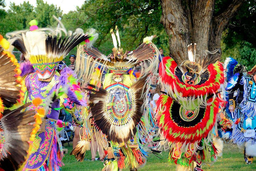 Choctaw Nation Labor Day Festival & Pow Wow