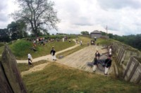Fort Meigs Muster on the Maumee