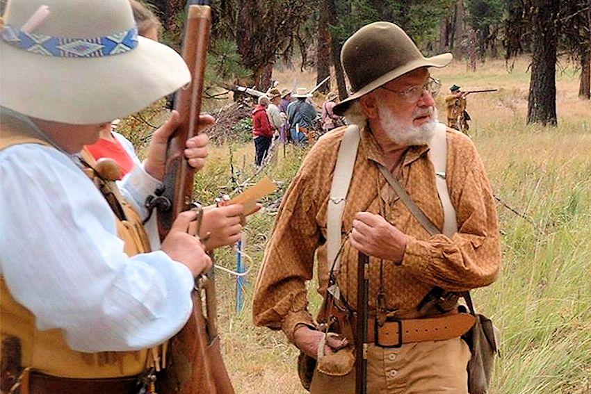 Grande Ronde Muzzleloaders Rendezvous - Grande Ronde Muzzleloaders - La Grande Rifle and Pistol Club