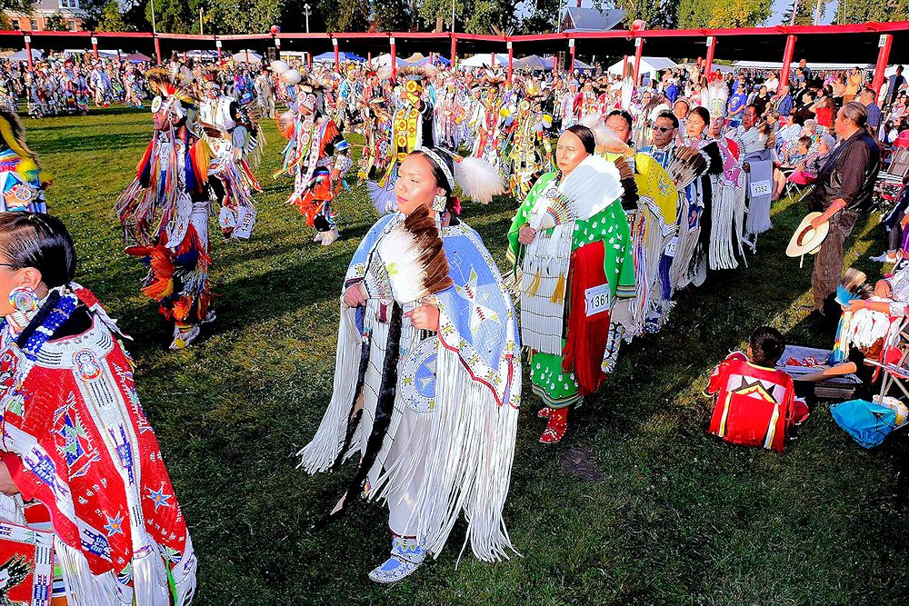 2019 United Tribes Powwow | 50th Annual | Bismarck North
