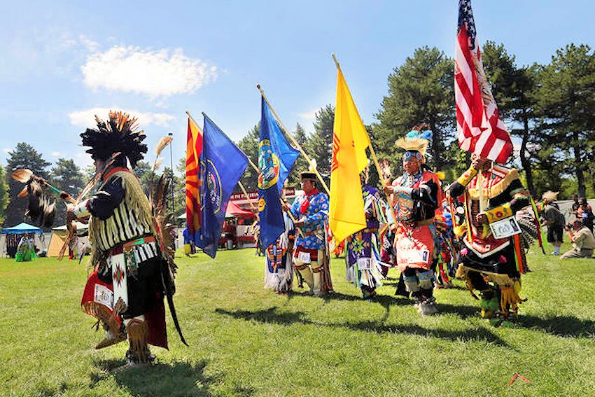 NACIP Powwow and Festival - Native American Celebration in the Park at Liberty Park