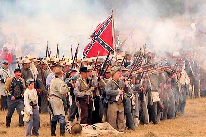 Brooksville Raid Reenactment Weekend - Sand Hill Scout Reservation - Hernando Historical Museum Association