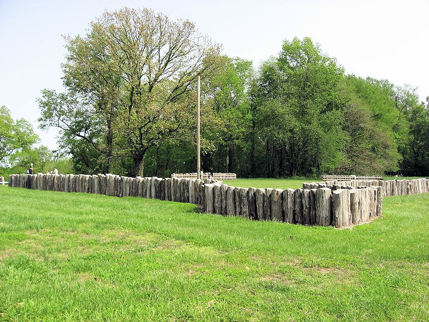 Fort Knox II - Muster on the Wabash War of 1812 Reenactment