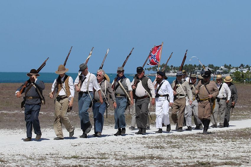 Fort Taylor Civil War Heritage Days - Fort Zachary Taylor Historic State Park - The Friends of Fort Taylor