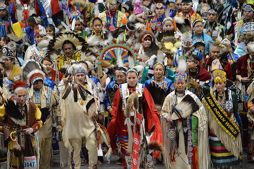 Gathering of Nations Pow Wow - Tingley Coliseum & New Mexico State Fairgrounds
